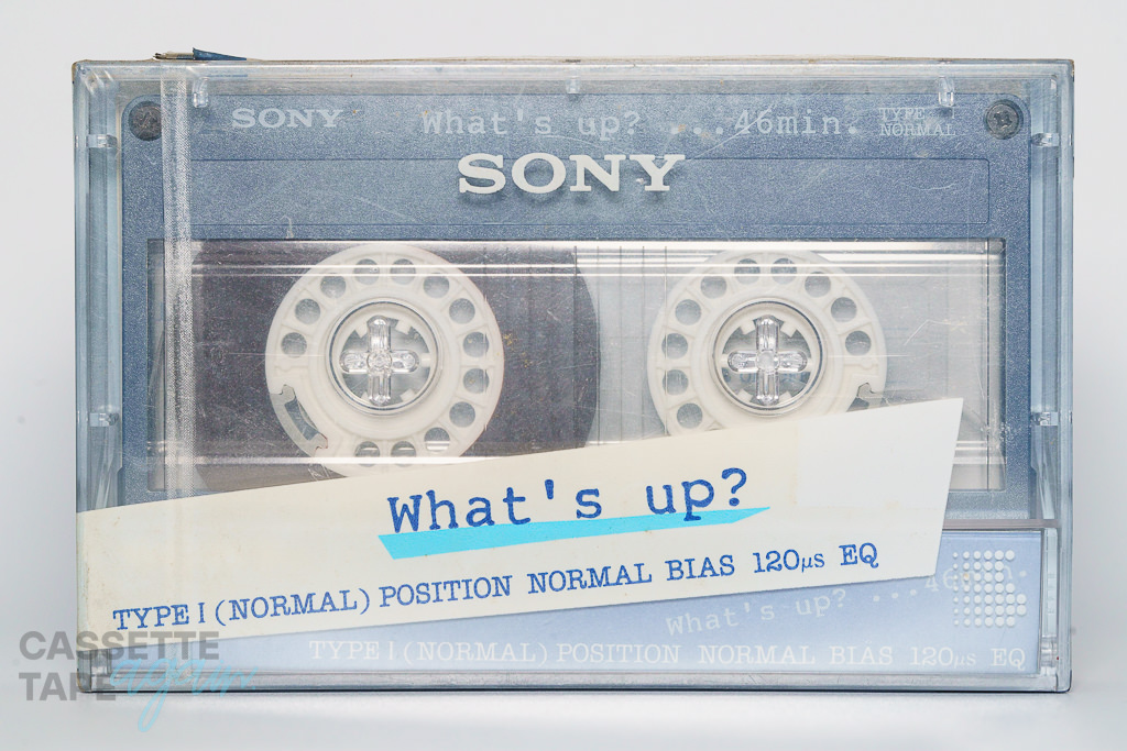 Wha'ts up? 46(ノーマル,What's up? 46) / SONY