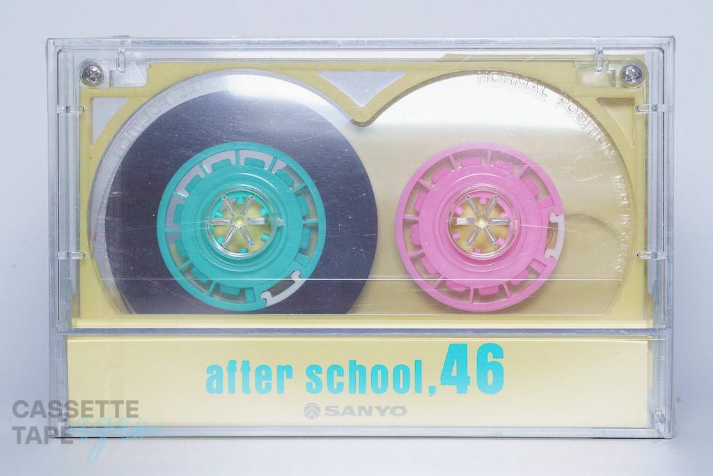 after school 46(ノーマル,C-W46(Y)) / SANYO