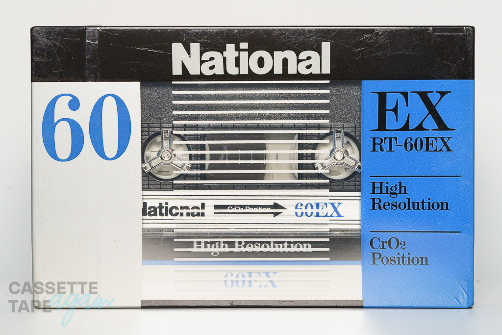 EX 60(ハイポジ,RT-60EX) / National