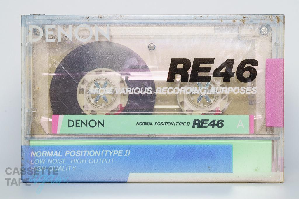 RE 46(ノーマル,RE46) / DENON