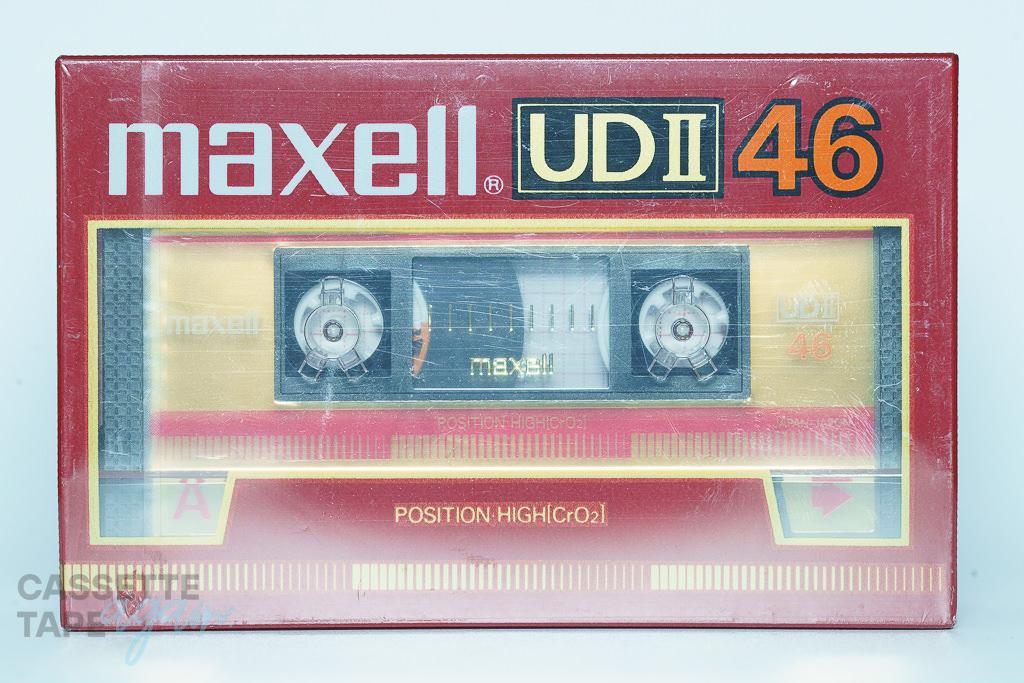 UD2 46(ハイポジ,UDⅡ 46) / maxell