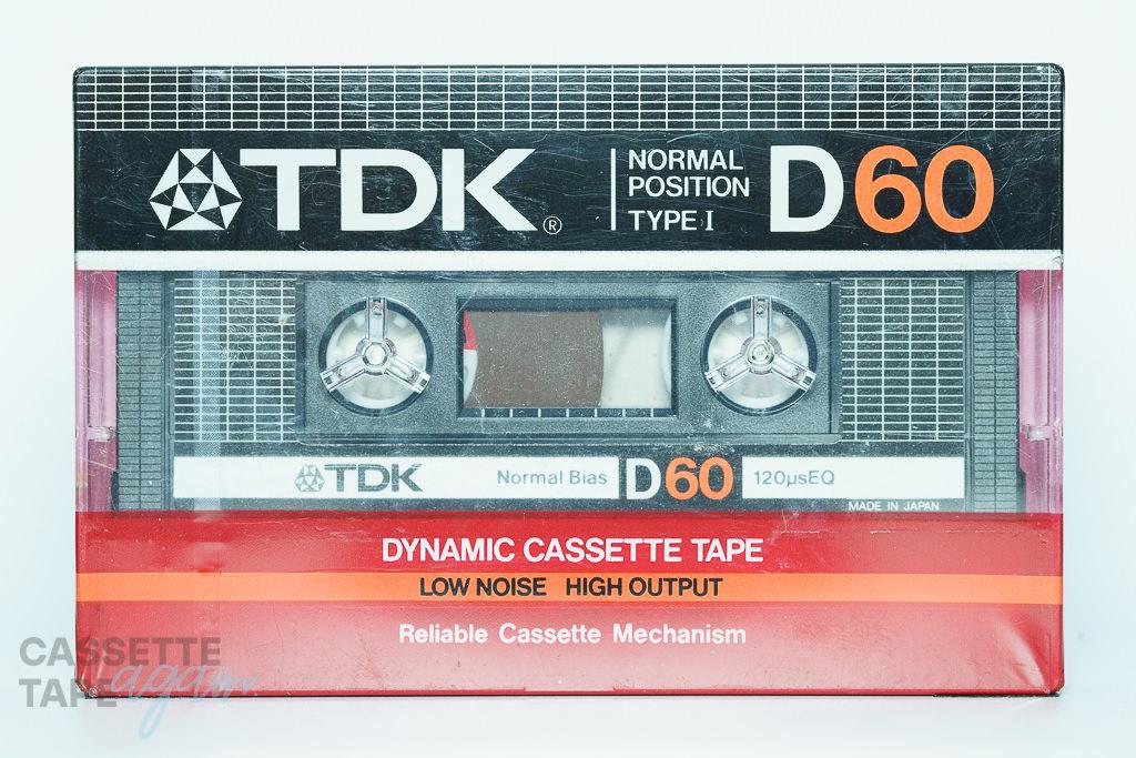 D 60(ノーマル,D 60) / TDK