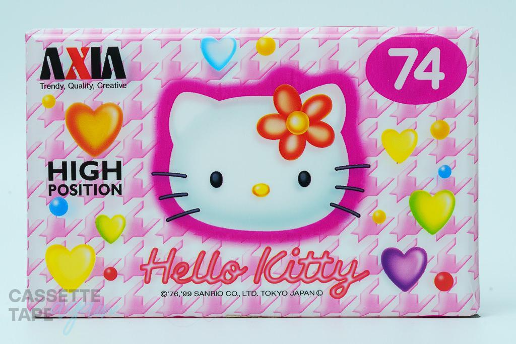 Hello Kitty 74(ハイポジ,HK2 74) / AXIA/FUJI
