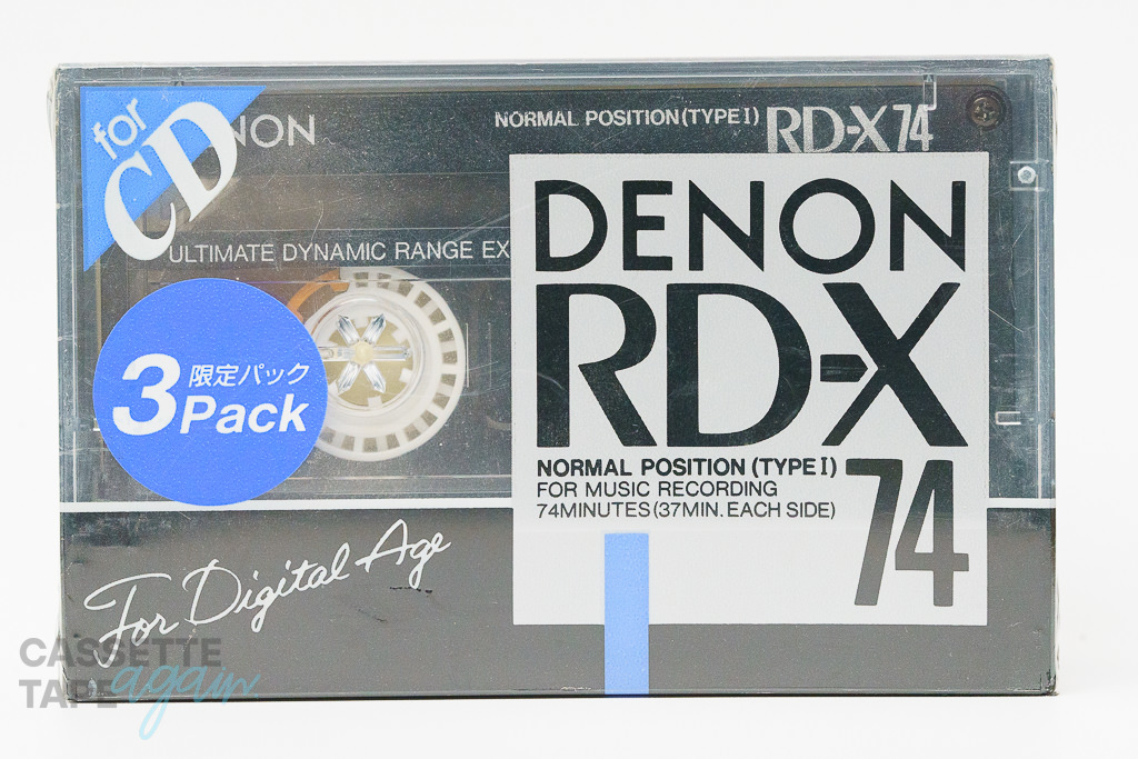 RD-X74 74(ノーマル,RD-X74NV3K) / DENON/COLUMBIA