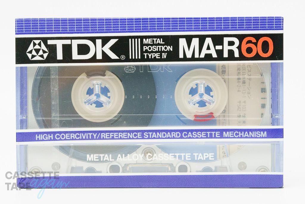 MA-R 60(メタル,MA-R 46) / TDK