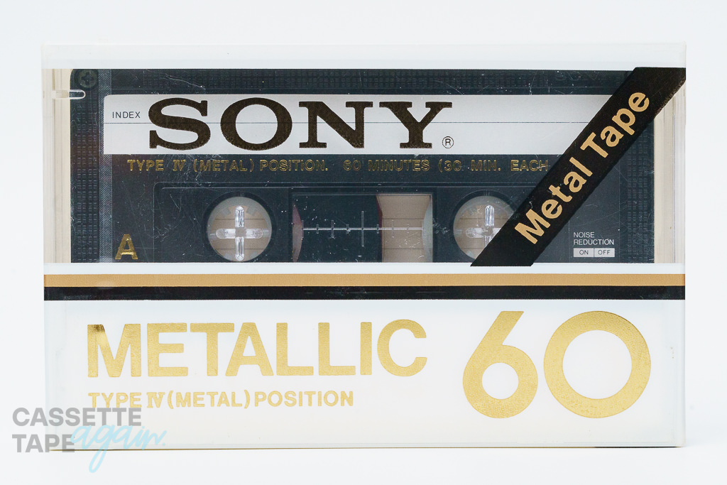 METALLIC 60(メタル,METALLIC 60) / SONY