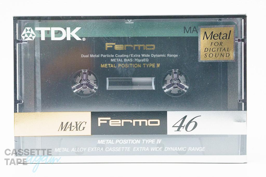 MA-XG Fermo 46(メタル,MA-XG 46F) / TDK